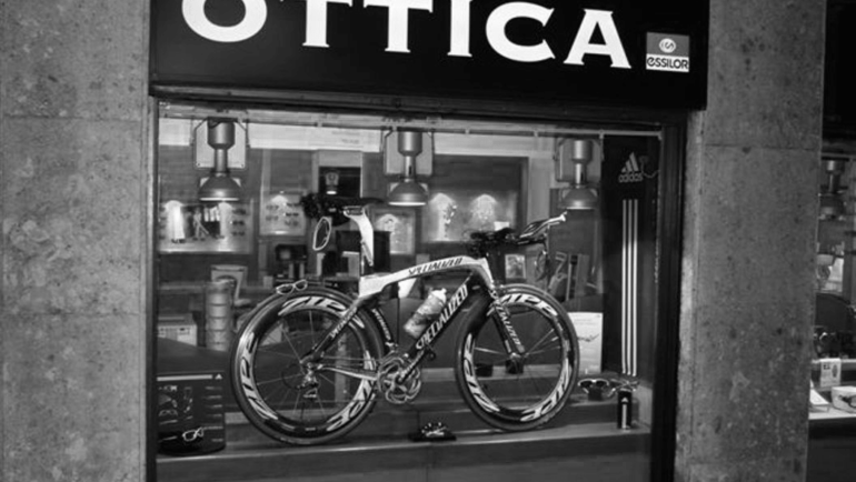 La bici da Triathlon in vetrina…fatti e cronaca del mondiale di Las Vegas