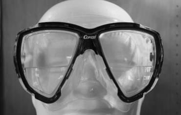 Come sono realizzate le maschere subacquee?