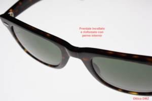 Riparazione frontale occhiali