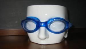 occhialino nuoto graduato