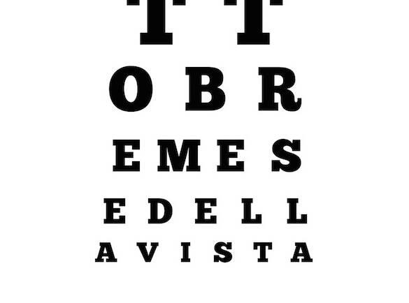 Ottobre: il mese per eccellenza dedicato alla vista