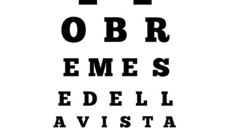 Ottobre : Mese della vista