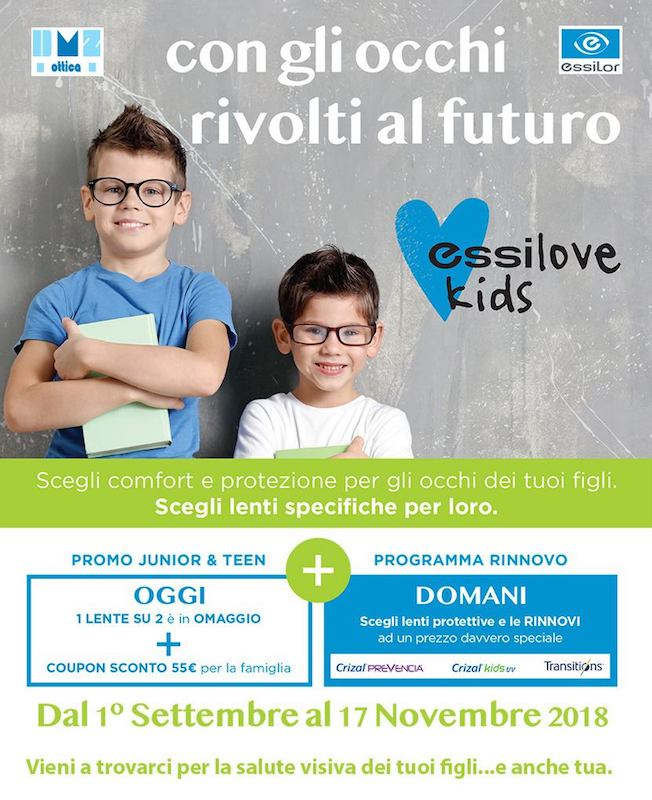 b051d9b3594874 Scegliere bene gli occhiali per i nostri figli. - Ottica DMZ