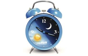 Luce blu e ritmo circadiano
